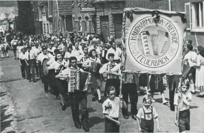Festumzug 1949